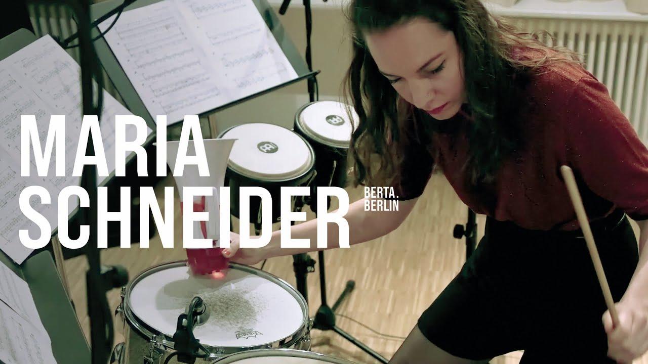 Maria Schneider - live @ Control Room | LIVE IN BERLIN
