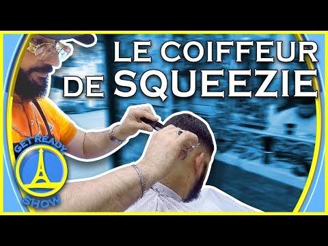 LE BARBER DE SQUEEZIE ET MISTER V ! - GET READY SHOW #80