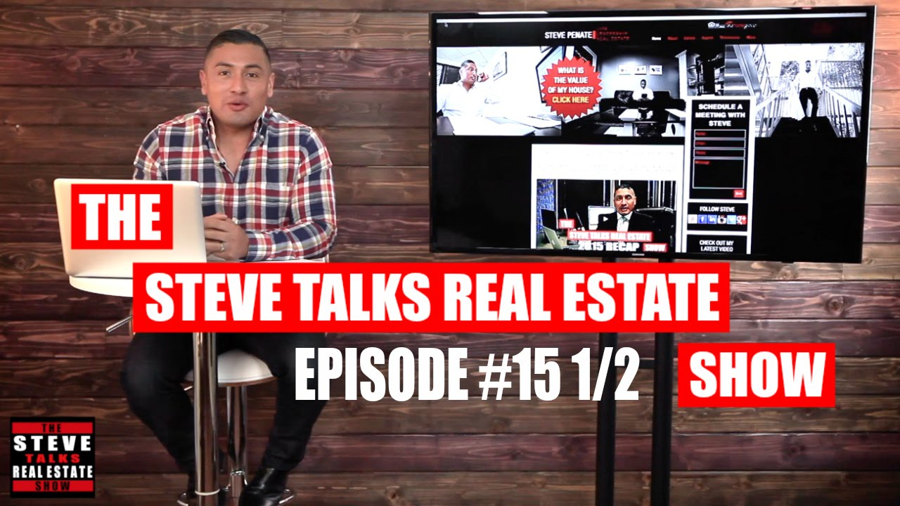 Phoenix Arizona Real Estate - Home Inspections PT. 2 - The Steve Talks Real Estate Show EP #15 1/2