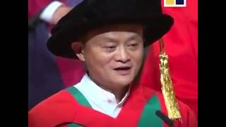 Jack Ma - 2018 - Inspirational Dialogue with University Students Amazing Thinking.