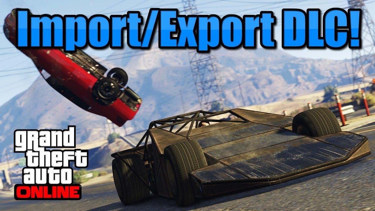Gta Import Export