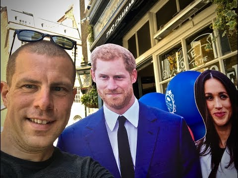 Royal Wedding Westminster Abbey Buckingham Palace St James Park Pub London