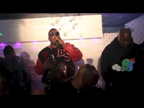 Gucci mane at Club BODI in Raleigh nc