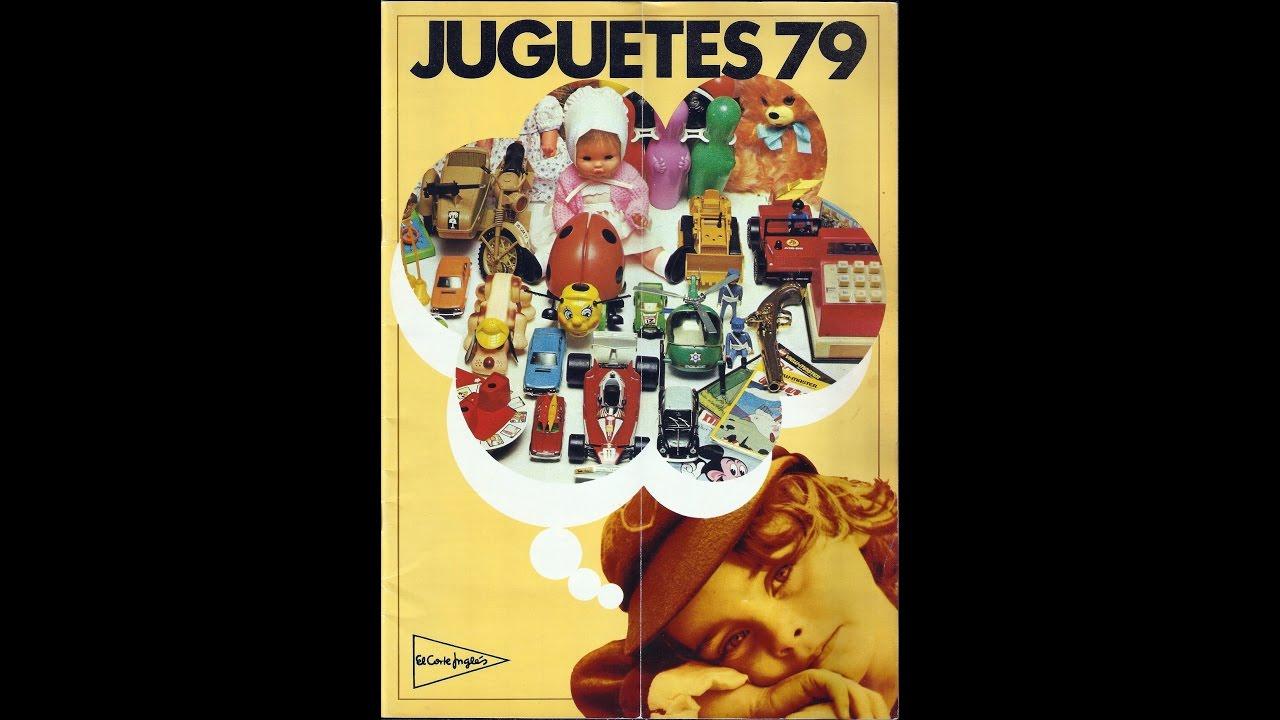 Corte ingl s cat logo juguetes 1979 madelman nancy - Corte ingles catalogos ...