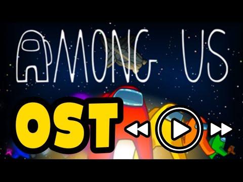 AMONG US -SOUNDTRACK - Menu Music [OST- Main Theme Song]