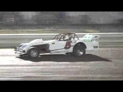 Ark La Tex Speedway Pro Mod heat 2 part 2 Fan night 4/23/16