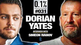 Dorian Yates Interview w/ Simeon Ivanov