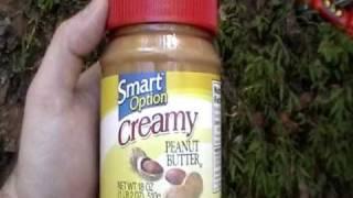 West Virginia Peanut Butter Trick