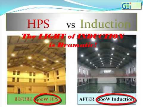 GEI -- INDUCTION LIGHTING (RETROFIT for YOUR BUSINESS)  sc 1 st  YouTube & GEI -- INDUCTION LIGHTING (RETROFIT for YOUR BUSINESS) - YouTube