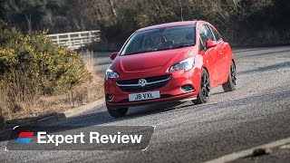 Vauxhall Corsa car review
