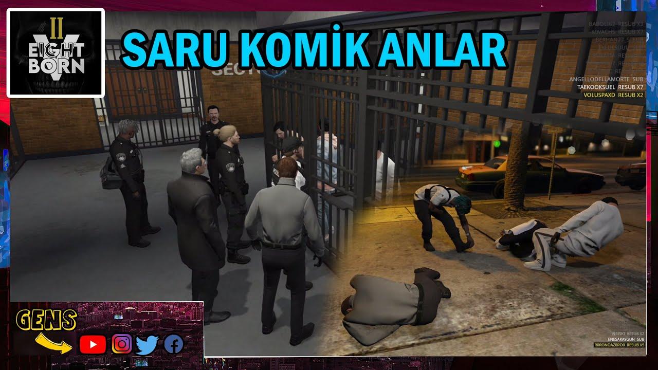 Saruhan Kaya   Komik Anlar ( Kasap Saru ) - Elraenn - Eightborn V2