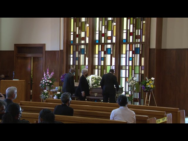 Funeral Services for Jessie Perkins