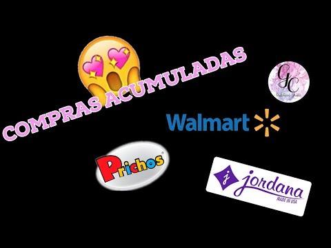 Compras Acumuladas... (centro De Monterrey, Walmart, Etc)