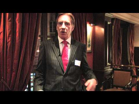 Tony Robson, Knauf Insulation - EE Global 2011 Testimonial
