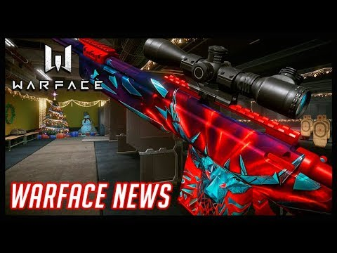 Warface News Novas Armas, Novo Sobrevivência e o Natal