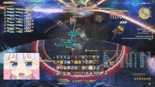 (Angered FC) Omega 4 Savage - Deltascape V4.0 (Neo Exdeath) World First - MNK PoV