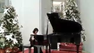 Video Ang Pasko Ay Sumapit Piano version (live in Shangri-La Mall 2016) download MP3, 3GP, MP4, WEBM, AVI, FLV Agustus 2018