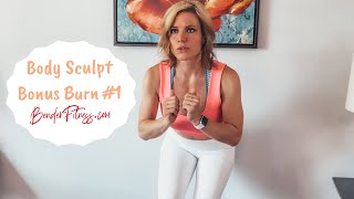 Total Body Sculpt: Bonus Burn #1: Legs, Butt, Thighs Tabata Workout