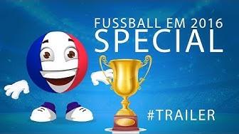 Fussball Special - EM 2016 - Endrunde im Retrocheck