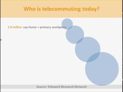 What's the Big Deal with Telecommuting and Flexible Work?