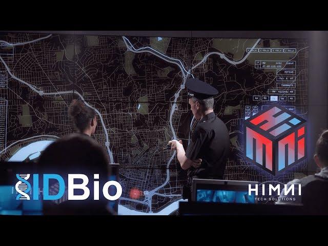 Himni | Sistema de Monitoramento de Ocorrências