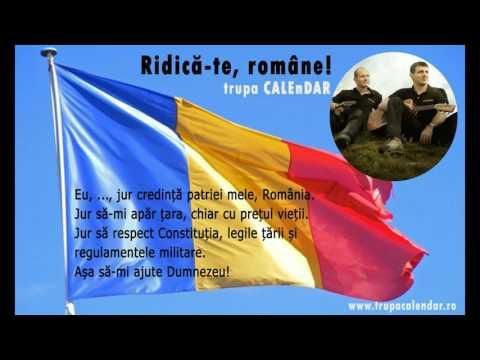 Trupa CALEnDAR - Ridică-te române