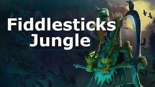[S5/D1] Fiddlesticks Jungle, Smurf Game Commentary!