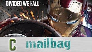 Collider Mail Bag - Civil War Trailer From Iron Man