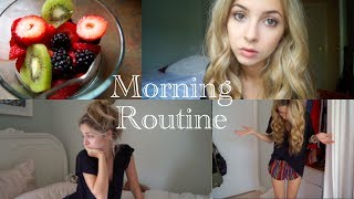 One of Chelsea Trevor's most viewed videos: Summer Morning Routine | 2014