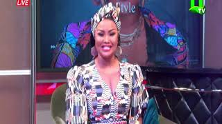 UNITED SHOWBIZ WITH EMPRESS NANA AMA MCBROWN 16/01/2021