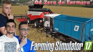 """Żniwa 2018, sprzedaż zboża i mleka FS17 MP """"od Zera do Farmera"""" #257 ㋡ MafiaSolecTeam"""