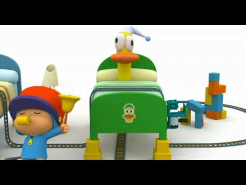 POCOYO season 1 long episodes in ENGLISH - 30 minutes - CARTOONS for kids [14]