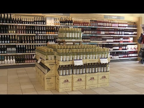 Rise In LCBO Thefts Prompts New Secuirty Measures