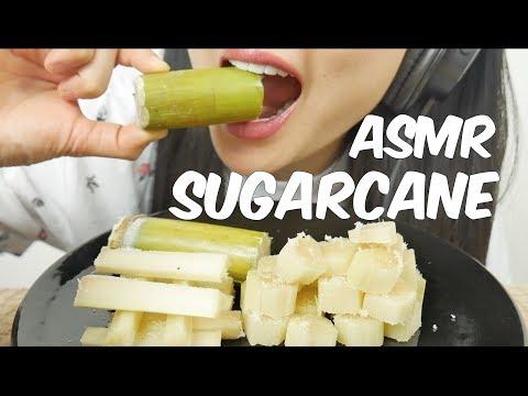 ASMR SUGARCANE (EXTREME JUICY EATING SOUNDS) No Talking | SAS-ASMR PART 2.