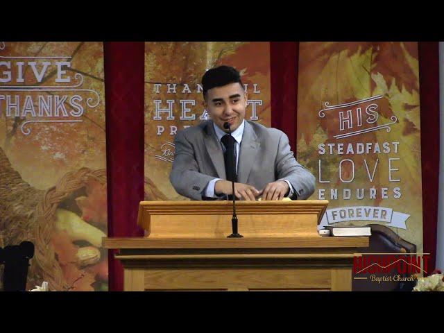 Sunday School- Serving 9/19/21