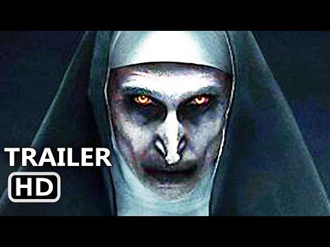 THE NUN Official Full online (2018) Conjuring Spin-Off Movie HD