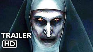 THE NUN Official Trailer (2018) Conjuring Spin-Off Movie HD