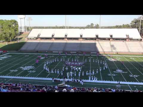 Charles Henderson High School Band