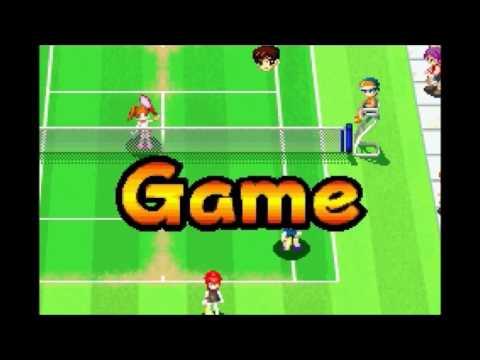 Mario Tennis: Power Tour | 19 | Island Open Tournament: Willy and Sheri