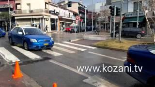 Πορεία διαμαρτυρίας των ΤΑΞΙ στην Κοζάνη