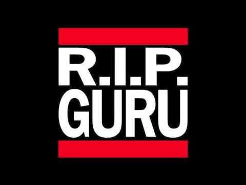 Guru Tribute Mix // Gang Starr - Mixed By Mistanoize