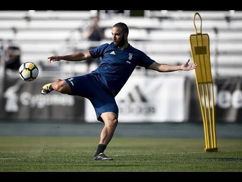 Juventus raise the bar in Boston!