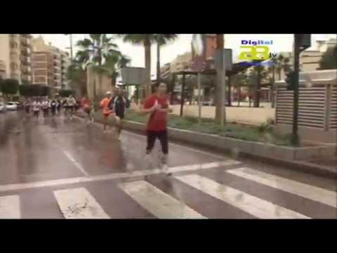"""Almería Noticias Digital 28 TV - La Media Maratón """"Ciudad de Almería"""" entre las 10 mejores de España"""