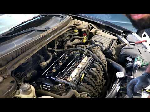Dodge Avenger Tune Up 4-cylinder (2007-2014)
