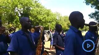 Candidates in Borstal institutions sit for their KCPE exams