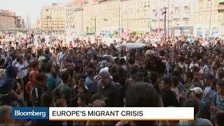 Germany Seeks Help in Bearing Brunt of EU Migrant Crisis