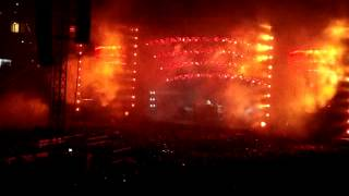 Orange Warsaw Festival 2014 David Guetta LIVE - Titanium