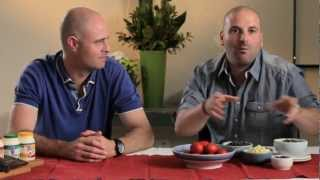 What George Calombaris and Travis McAuley love most about Easter Thumbnail