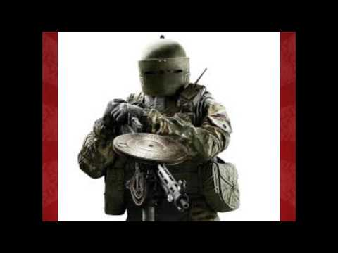Tachanka with russian national anthem in the background