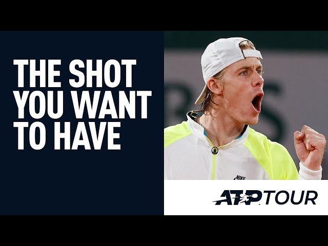 Hit The Perfect One-Handed Backhand! | ATP Masterclass